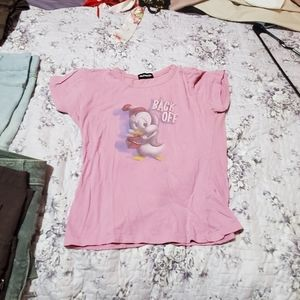 Gently used T-shirt